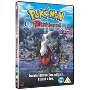 Pokemon: The Rise of Darkrai DVD