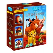 Disney The Lion King 1-3 Boxset Blu-ray