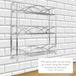 3 Tier Herb & Spice Rack | M&W Chrome  - Image 7