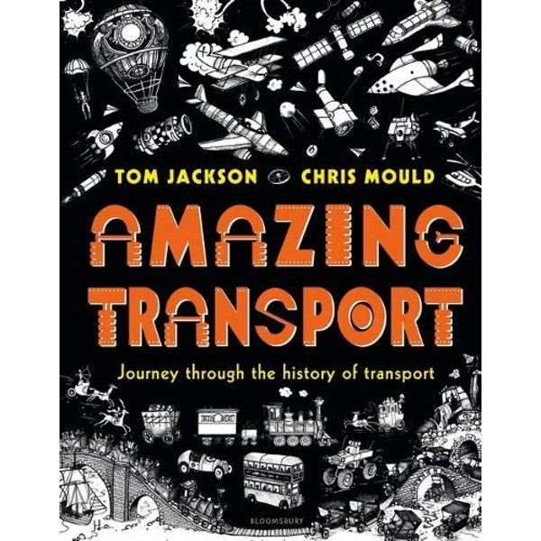 Amazing Transport  Hardback 2019
