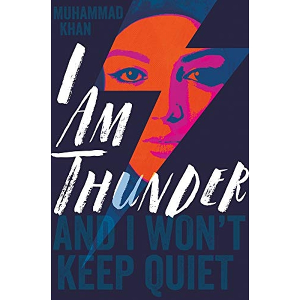 I Am Thunder  Paperback / softback 2018