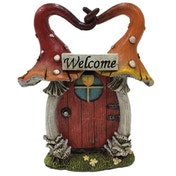 Woodland Welcome Fairy Ornament