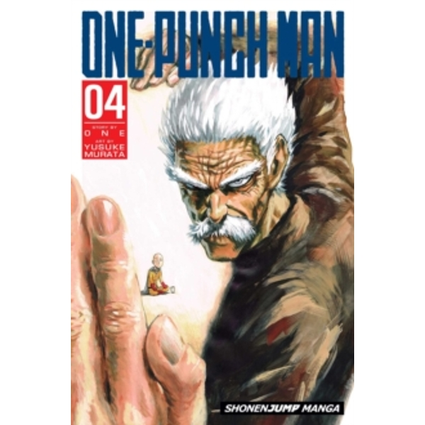 One-Punch Man, Vol. 4 : 4