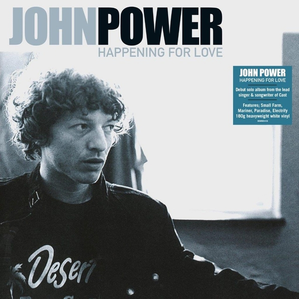 John Power - Happening for Love Vinyl