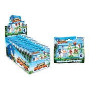Tomy Sonic Boom Buildable Figures - 12 Packs
