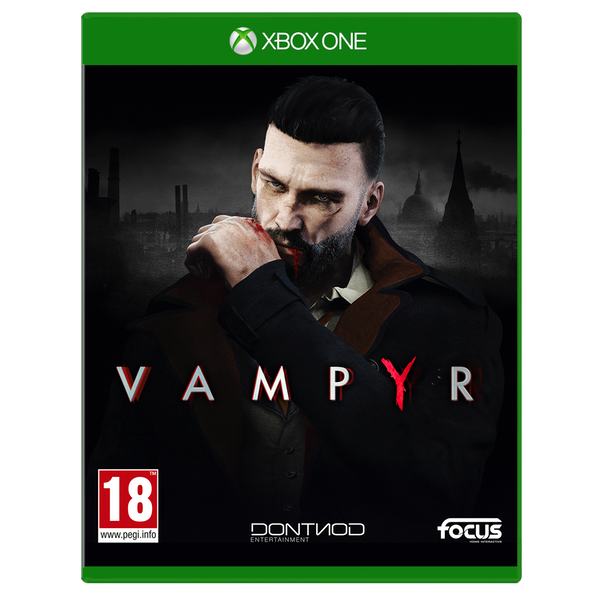 Vampyr Xbox One Game - Image 1