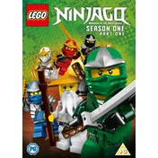 LEGO Ninjago: Masters of Spinjitzu - Season 1 (Part 1) DVD