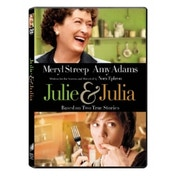 Julie and Julia DVD
