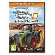 Farming Simulator 19 Platinum Edition PC Game