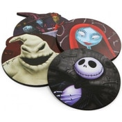 Nightmare Before Christmas Coaster Set