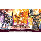 Buddyfight TCG X  Alternative Vol. 1: Crossing Generations (30 packs)