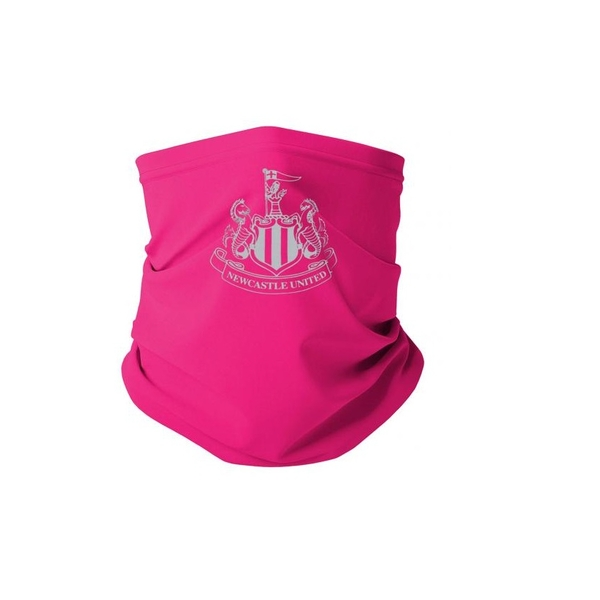 Newcastle United FC Reflective Snood Pink
