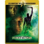 Star Trek 10 - Nemesis (Limited Edition 50th Anniversary Steelbook) Blu-ray