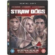 Straw Dogs Rental DVD