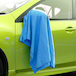 Quick Drying Microfiber Towel | Pukkr Blue Large (90x180cm) - Image 3