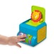 Fisher Price Spin and Surprise Lion Baby Jack in a Box Toy with Sounds - Image 3