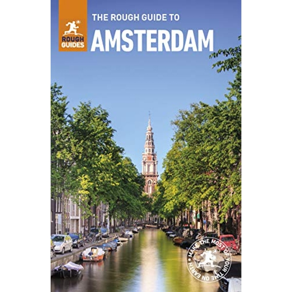 The Rough Guide to Amsterdam (Travel Guide)  Paperback / softback 2019