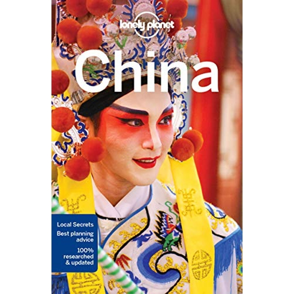 Lonely Planet China by Lonely Planet (Paperback, 2017)