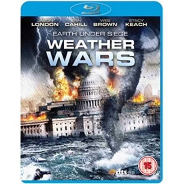 Weather Wars Blu-ray