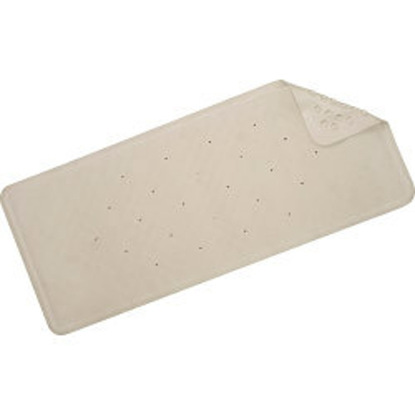 Croydex Rubagrip Bath Mat - White Large - 900 x 370mm