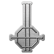 Ghost - Grucifix Pin Badge