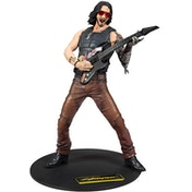Johnny Silverhand Cyberpunk 2077 McFarlane 12-inch Deluxe Action Figure