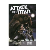 Attack on Titan 9 Paperback