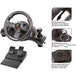 Subsonic GS700 Drive Pro Sport Wheel with Pedals and Gear Shift for PS4 & Xbox One - Image 3