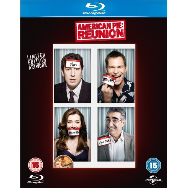 American Reunion 8 Original Poster Series Blu-ray