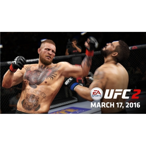 EA Sports UFC 2 PS4 Game - Image 2