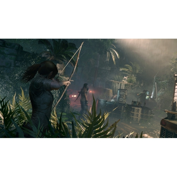 Shadow Of The Tomb Raider Croft Edition PS4 Game + I Love Tombs Patch - Image 5