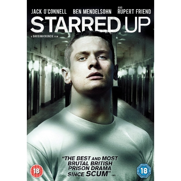 Starred Up DVD