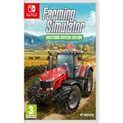 Farming Simulator Nintendo Switch Game