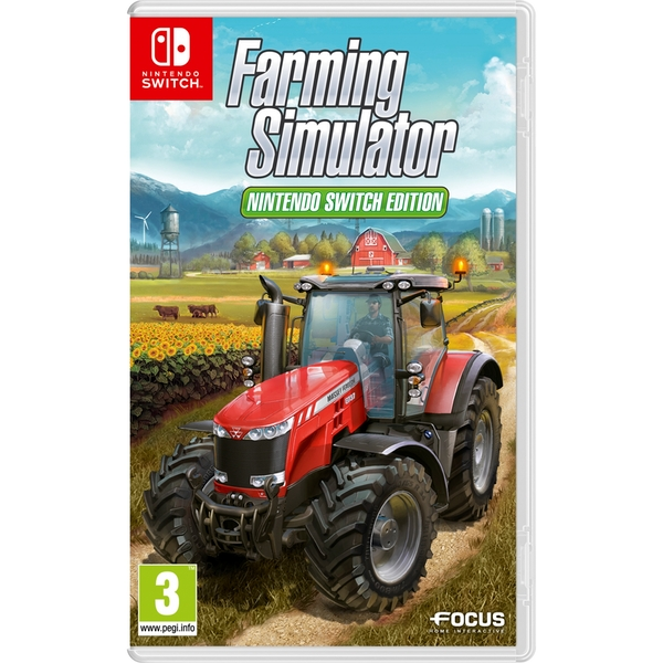 Farming Simulator Nintendo Switch Game - Image 1