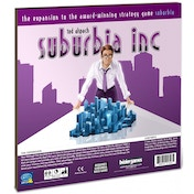 Suburbia Inc. Expansion Board Game