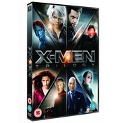 X-Men Trilogy DVD