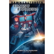 Transformers: Robots in Disguise Paperback