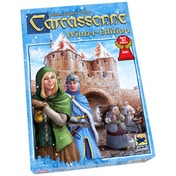 Carcassonne Winter Edition Board Game