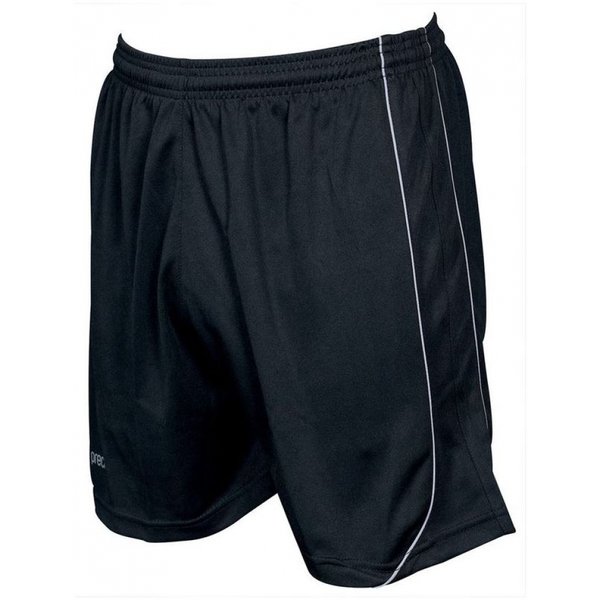 Precision Mestalla Shorts 34-36 inch Black/White