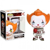 Ex-Display Pennywise With Balloon (IT) Funko Pop! Vinyl Figure #475 Used - Like New