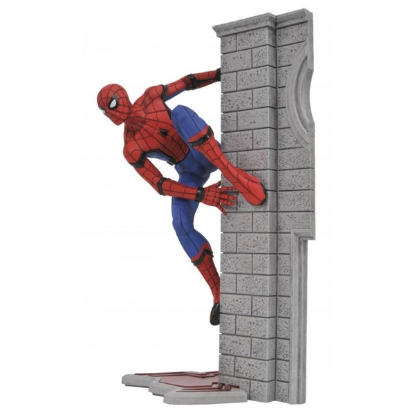 Spiderman Homecoming Spiderman Marvel Gallery Figure