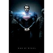 Man Of Steel - Handcuffs Maxi Poster