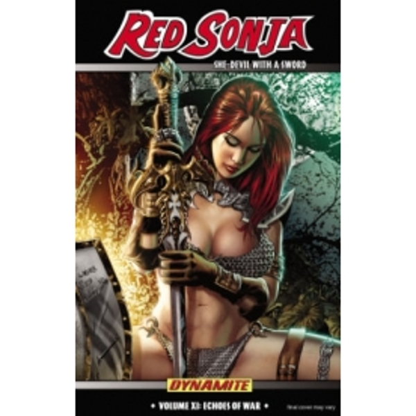 Red Sonja: She-Devil with a Sword TP Vol 11 Schools of War TP