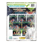 Road To Euro 2020 Adrenalyn XL Trading Card Multipack