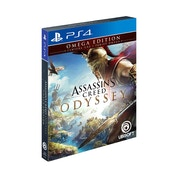 Assassins Creed Odyssey Omega Edition PS4 Game [Used]