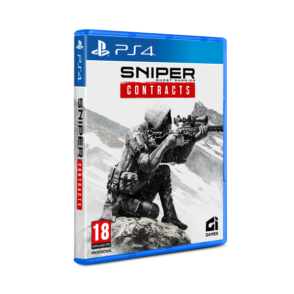 Sniper Ghost Warrior Contracts PS4 Game