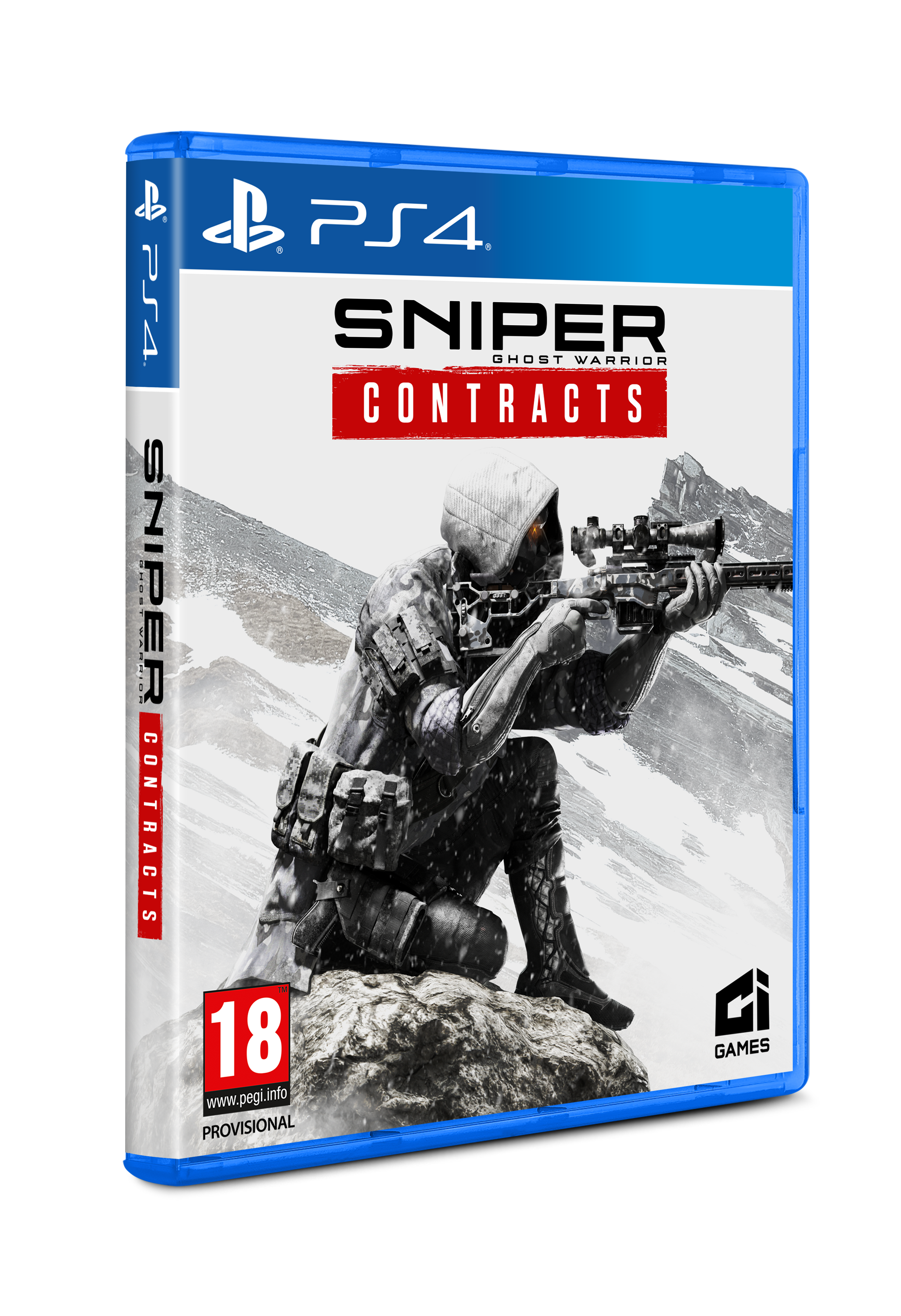 Sniper Ghost Warrior Contracts Ps4 Game For Sale Online Ebay