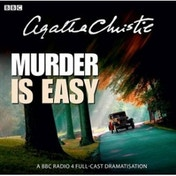 Agatha Christie Murder Is Easy Audio Book CD