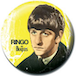 The Beatles - Ringo Badge - Image 2