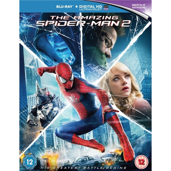 Amazing Spider-Man 2 Blu-ray - Image 1